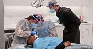 Módulo de Noviembre del Máster en Periodoncia e Implantología