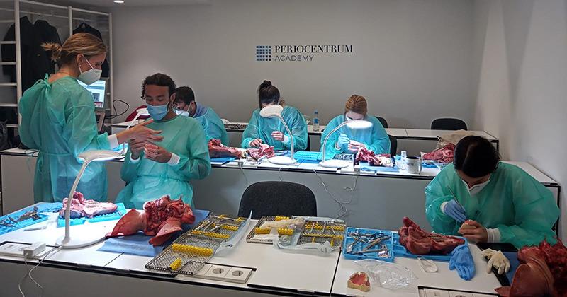 IV Módulo del Máster Presencial en Periodoncia e Implantología