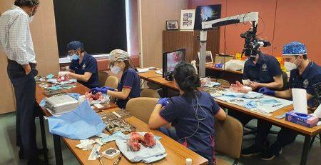 El Doctor Ramón Lorenzo imparte un taller sobre cirugía regenerativa con un nuevo instrumento revolucionario de la mano de Salugraft